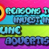 Ten reasons to invest in Online Advertising
